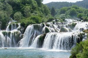 Park Narodowy - Krka