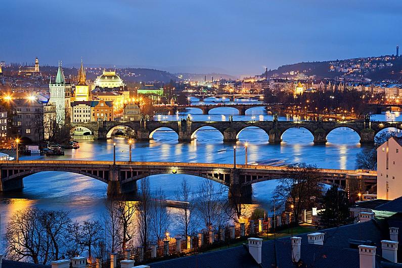 Kotlina Jeleniogórska, Praga – 26 – 28 V 2016