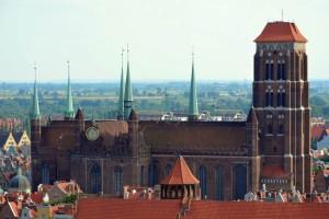 Konkatedralna Bazylika Mariacka w Gdańsku