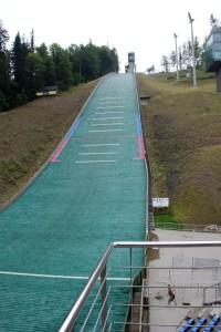 Skocznia narciarska Malinka