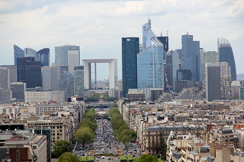 Poznajemy stolicę Francji izjednoczonej Europy