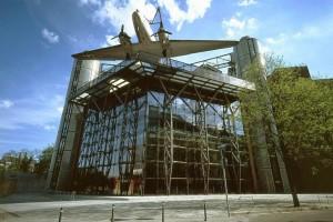 Poznajemy kraj zachodnich sąsiadów - Berlin Muzeum Techniki 4