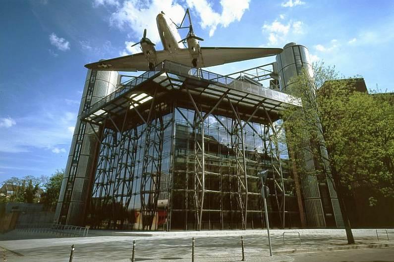 Poznajemy kraj zachodnich sąsiadów – Berlin Muzeum Techniki
