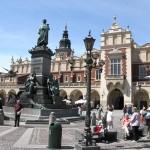 Zabytkowy Kraków - stolica Małopolski 1