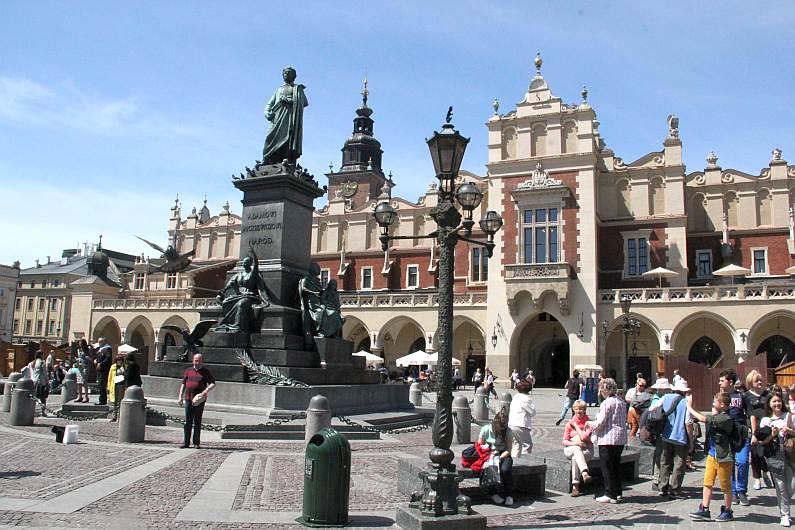 Kraków stolica Małopolski – wycieczka 4 dniowa