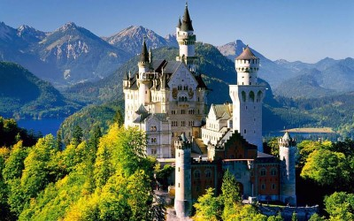 Alpy Bawarskie iMonachium – wycieczka 6 dniowa