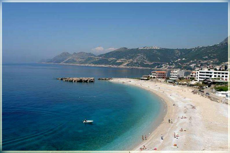Bałkańskie wakacje- Chorwacja, Czarnogóra iAlbania – 10 dni