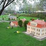 Park Miniatur Zabytków Dolnego Śląska wKowarach