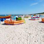 Plaża wKołobrzegu