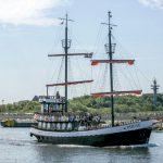 Rejs statkiem wKołobrzegu