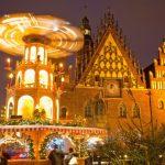 Jarmark Bożonarodzeniowy weWrocławiu