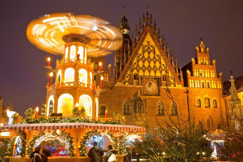 Wrocław – Jarmark Bożonarodzeniowy – wycieczka 1 dniowa