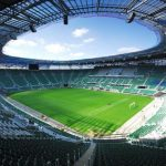 Stadion weWrocławiu
