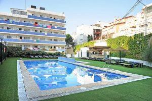 Obóz wakacyjny w Hiszpanii- Hotele Hawai*** i  Montevista*** 1