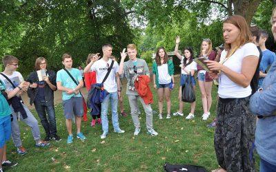 Obóz językowy wLondynie