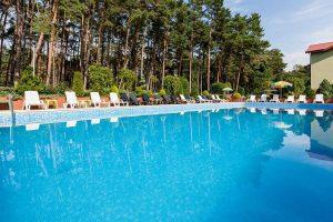 Obóz rekreacyjny w Pogorzelicy 1
