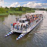 Rejs statkiem Studzienniczna - Augustów