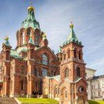 Katedra Uspenski wHelsinkach