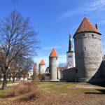 Mury miejskie w Tallinnie