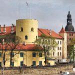 Zamek Kawalerów Mieczowych w Rydze