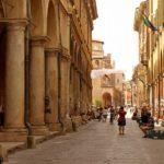 Dzielnica uniwersytecka w Bolonii