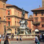 Fontanna Neptuna w Bolonii