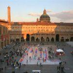 Piazza Maggiore – centrum Bolonii