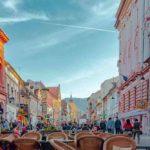 Braszów miasto wśrodkowej Rumunii