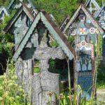 Sapanta - wesoły cmentarz