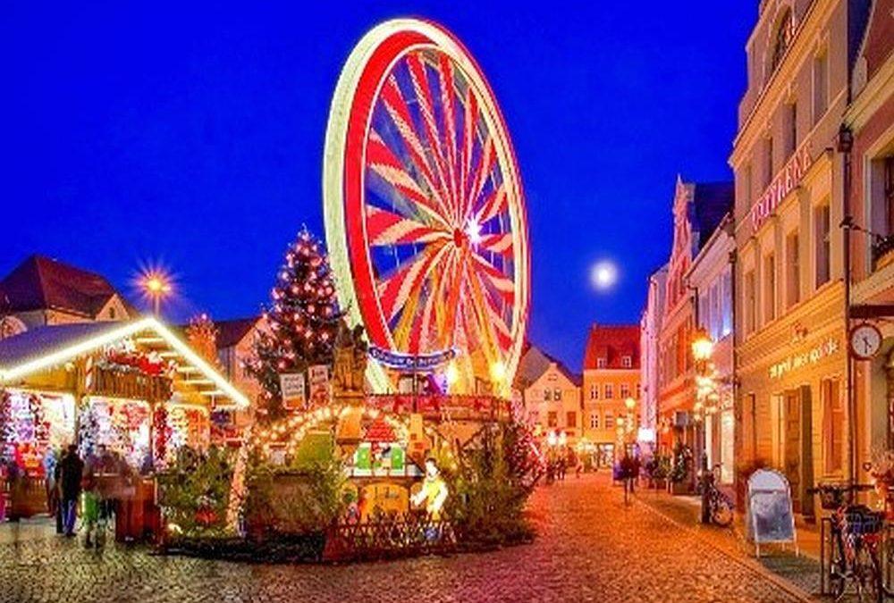 Poznajemy kraj zachodnich sąsiadów – Weinachtsmarkt wCottbus