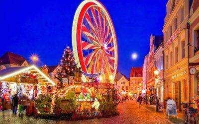 Poznajemy kraj zachodnich sąsiadów – Weinachtsmarkt wCottbus – 4 XII 2019r.