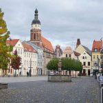 Poznajemy kraj zachodnich sąsiadów – Weinachtsmarkt wCottbus 5